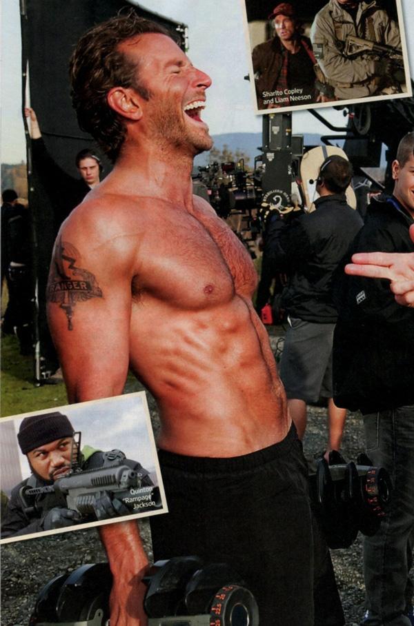 Bradley-Cooper-abdos-trace-torse-nu
