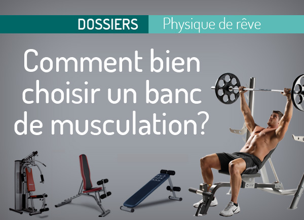 Table de musculation pliable id e - Comment utiliser un banc de musculation ...