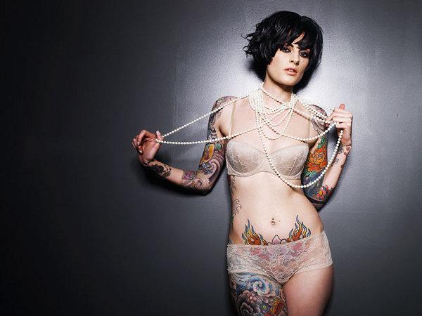 Pourquoi Se Faire Tatouer Le Tatouage Pour Embellir Son Physique