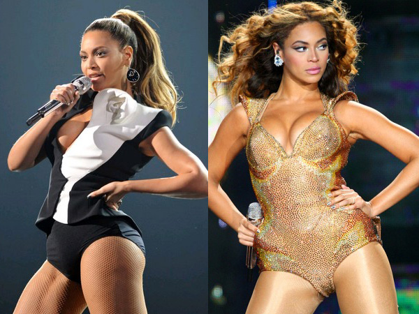 beyonce-ronde-scene-show-physique-sexy