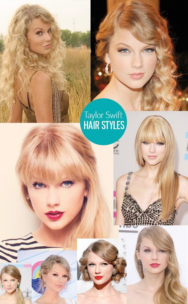 Exceptionnel Taylor Swift Visage coiffure fiche morphocoiffure | Physique de rêve LA61
