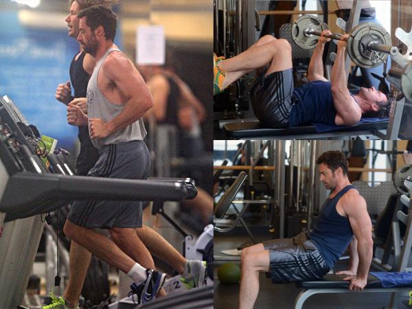 Hugh Jackman Musculation transformation physique le secret des muscles de hugh jackman pour