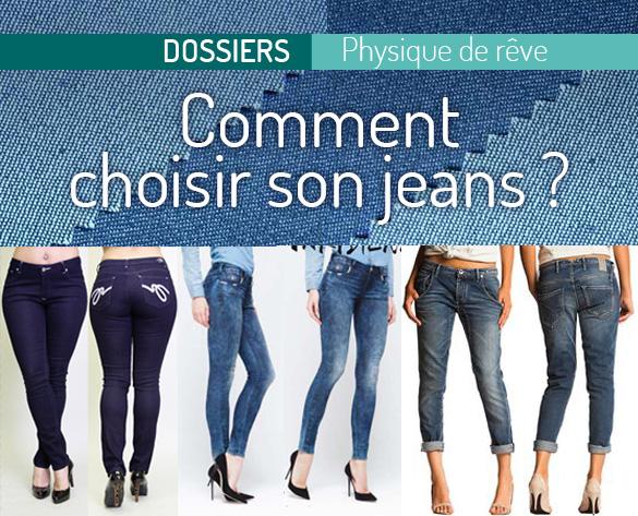 Jeans femme choisir selon sa morphologie trucs et astuces physique de r ve - Quelle coupe de jean choisir ...