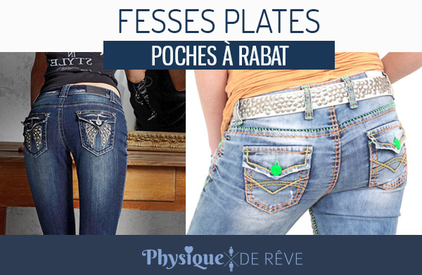 Fesses sexy en jeans