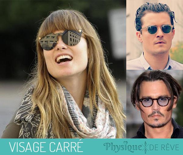 comment choisir ses lunettes selon sa forme de visage 3 physique de r ve. Black Bedroom Furniture Sets. Home Design Ideas