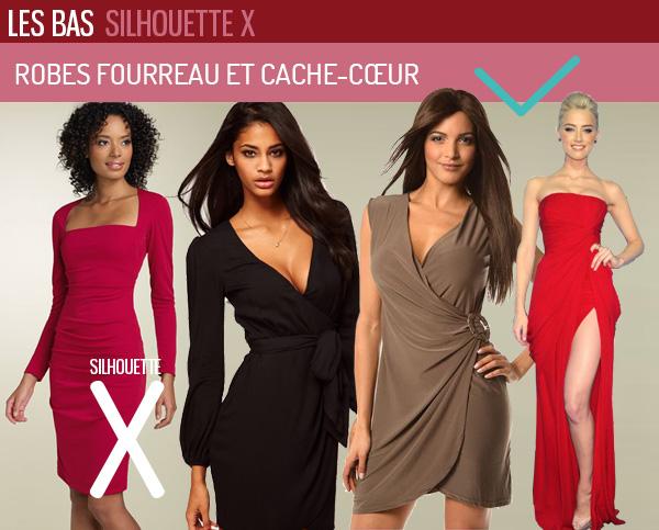 s-habiller-silhouette-X-robe