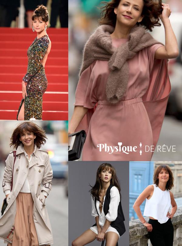 Sophie Marceau Taille Poids Mensurations Style Et Silhouette Physique De Rêve
