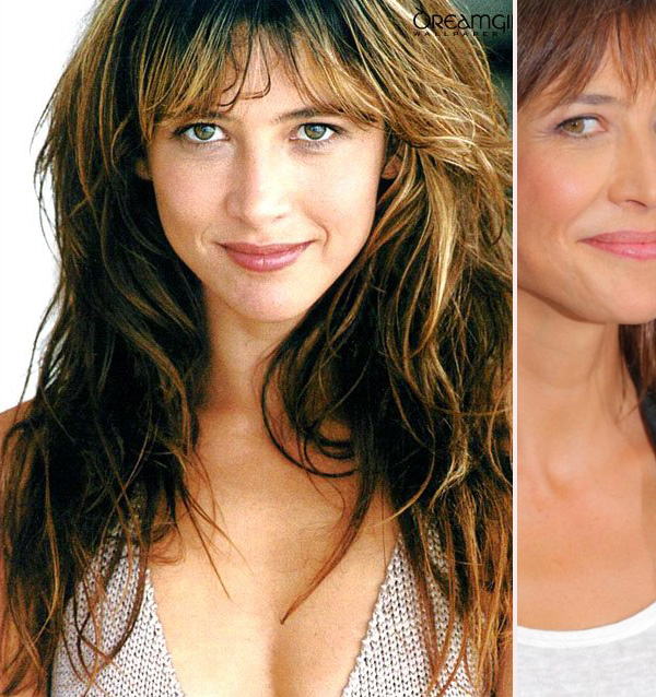 Sophie Marceau Taille Poids Mensurations Style Et Silhouette