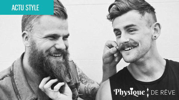 Connu Barbes et moustaches 200 ans d'évolution | Physique de rêve EI29